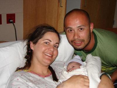Joani, Damien and Alyssa