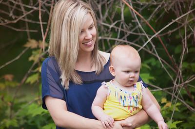 Jocelyn, Ross + girls