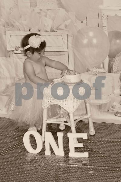 Jocelyn's 1st Birthday