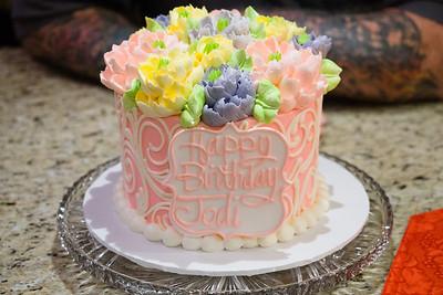 Jodi's Birthday 2/2015