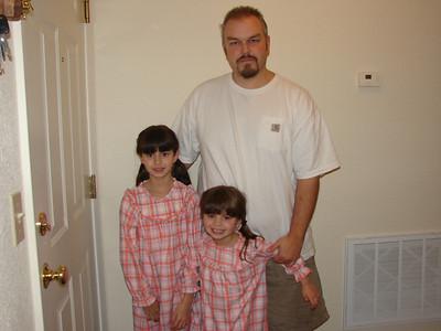 Joe, Athena, & Adara