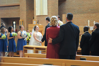 Joe and Jessie's Wedding, May 8, 2010