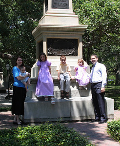 13 July Purple Dresses in Charleston
