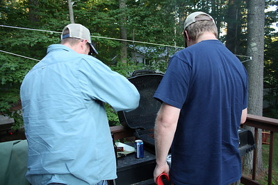 Joe and Trish's Visit Labor Day '09