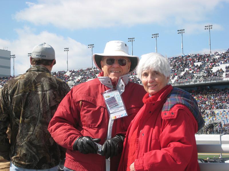 2010 At Daytona race