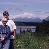 1998 Alaska trip with Troy