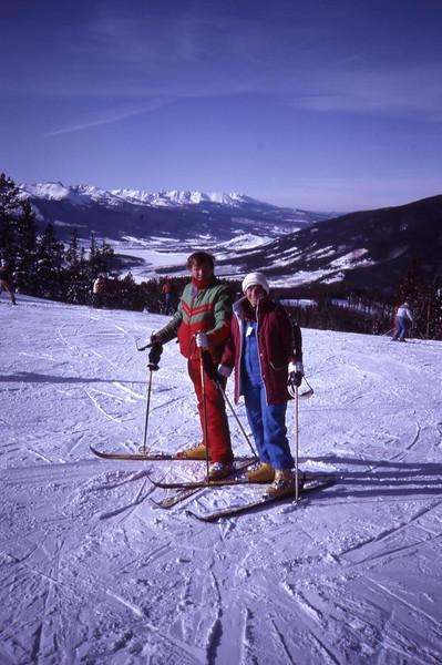 1983 Skiing