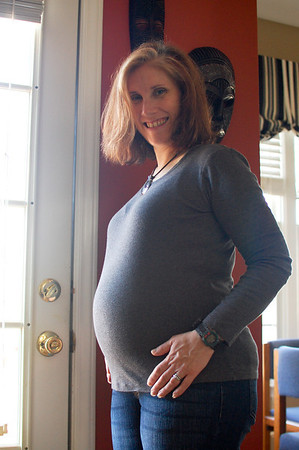Susan pregnant at 30 weeks - profile photo