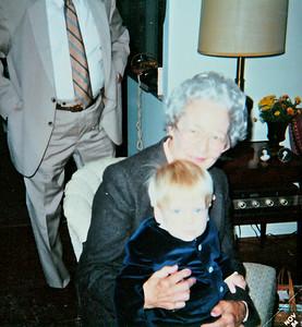 joe and gran gran 84