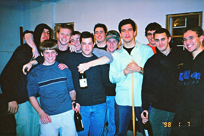 joe and all his HS friends