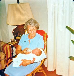 baby joe and gran gran
