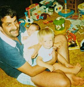 steve with baby pat and joe