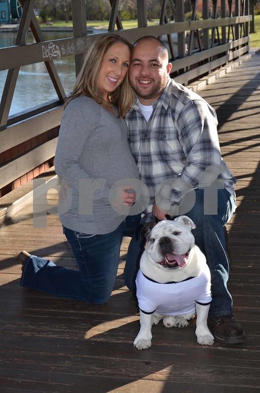 Joey, Amber, Duncan, & Baby Vasquez