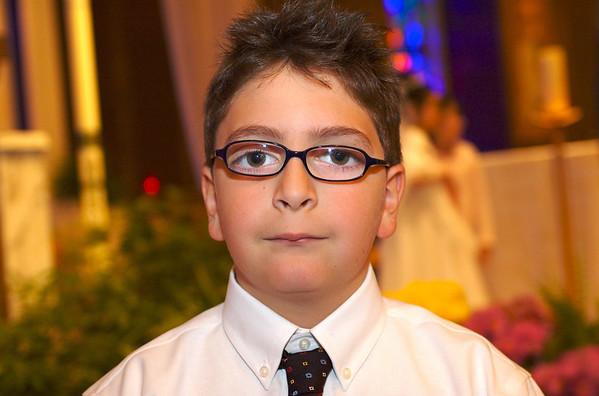 Joey Daher's First Communion