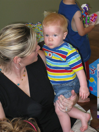 Joey's 1st Birthday Weekend (Chicago)