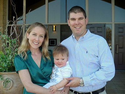 Arienne, Mark, & Joey