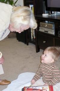 Hi Great Grandma!