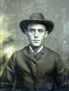 This is Phillip Bensheimer, brother of Phillip, in his later years.