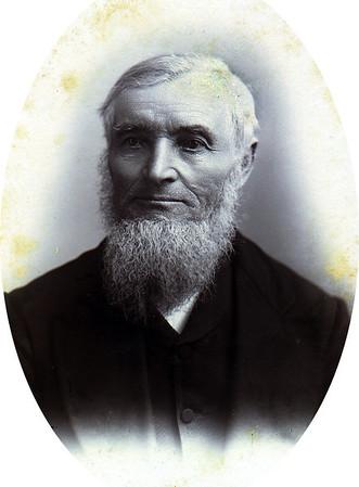 John (Johann) Bensheimer, Sr.