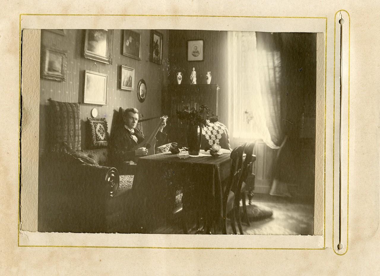 Johanne Hedemanns Album billede nr. 123