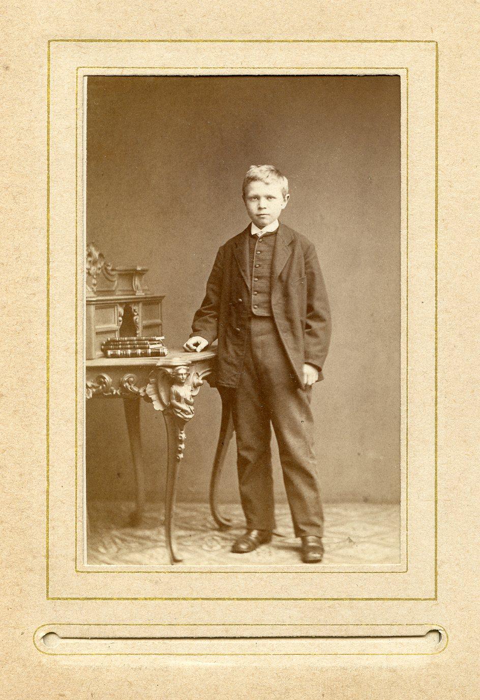 Johanne Hedemanns Album billede nr. 54