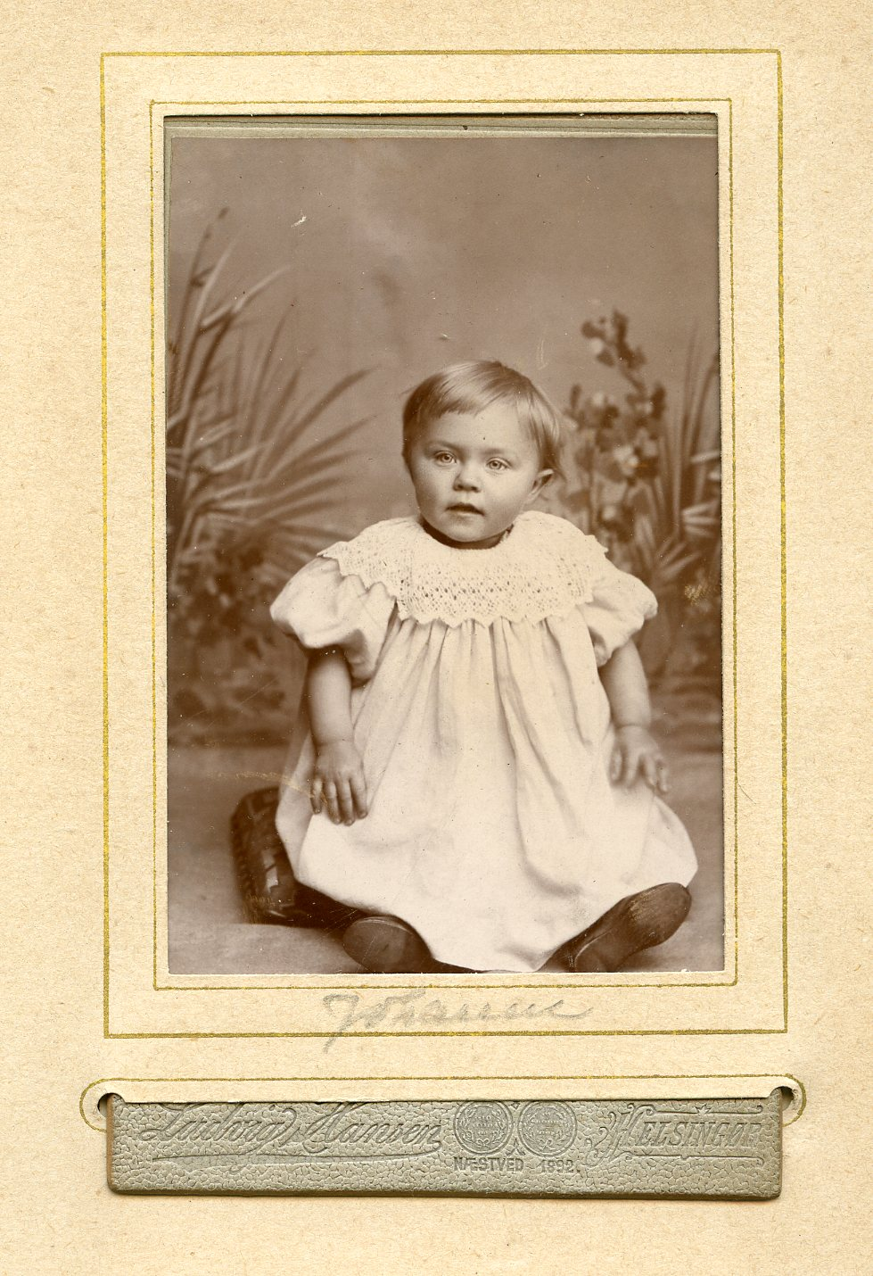 Johanne Hedemanns Album billede nr. 49