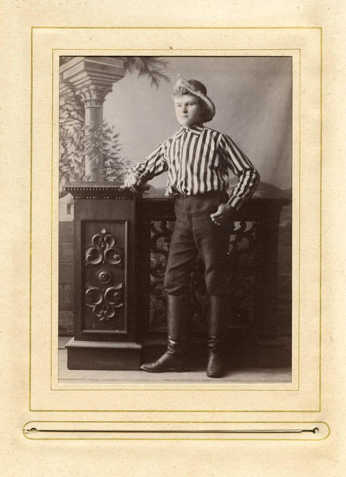 Johanne Hedemanns Album billede nr. 62