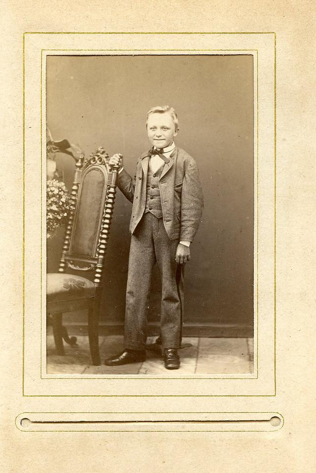 Johanne Hedemanns Album billede nr. 70