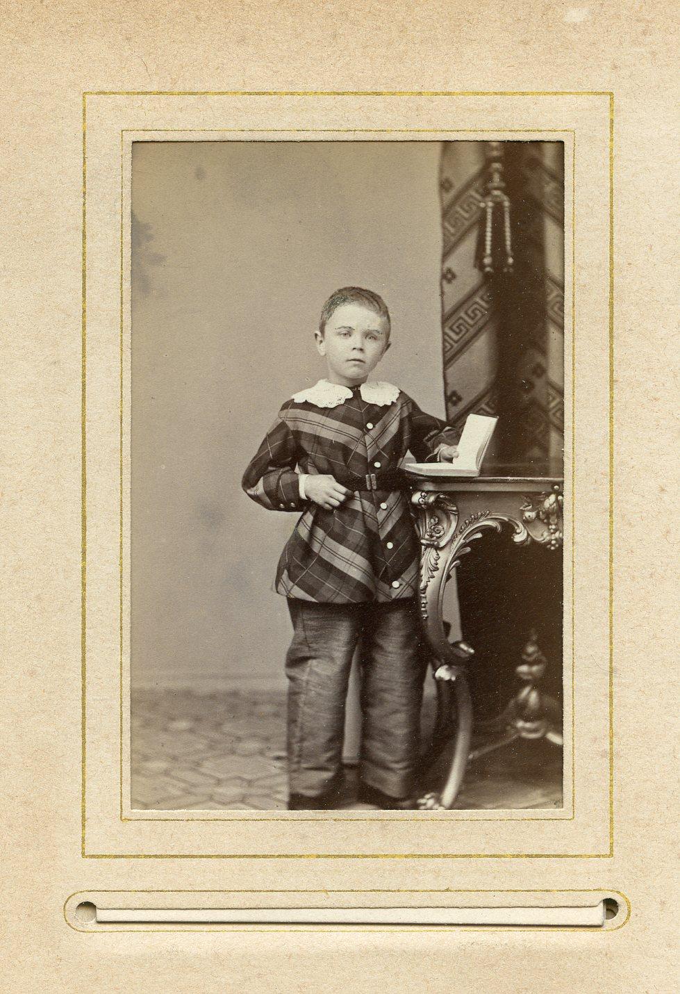 Johanne Hedemanns Album billede nr. 53