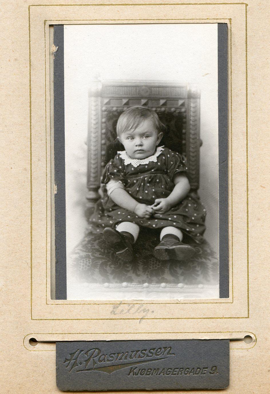 Johanne Hedemanns Album billede nr. 50