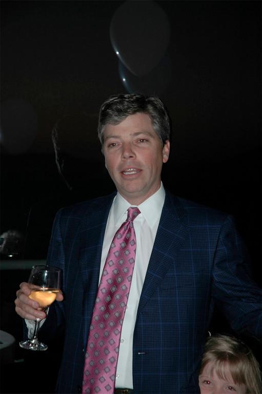 John Callander Sr. B-day  - 2007