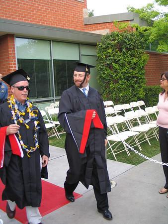 John Clay's Graduation