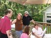 John's graduation party