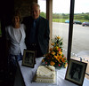 The first Mr and Mrs Drinkwater celebrate 50 years of marriage