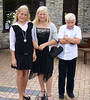 Eloise, Spohie and Harry