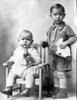 Proof of picture taken Dec. 1930 - John 11 1/2 mo Robert 26 1/2 mo.