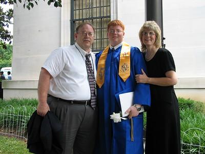 John, Kathy and Tim