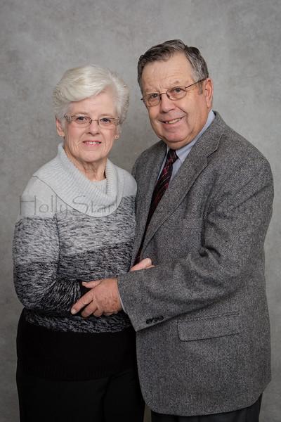 John & Mary {50th Anniversary}