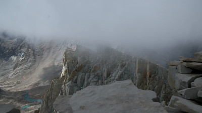 Full 360 degree video from the top of Mt. Whitney.