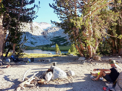 Day 4 - Tuolumne to Lyell Canyon