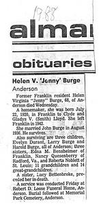 1988 OBIT Aunt Genny-2