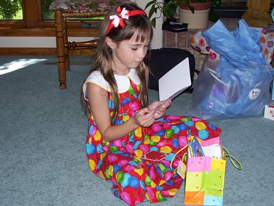 Rachel's Birthday (03 Aug 2008). (Image taken with KODAK EASYSHARE C653 ZOOM DIGITAL CAMERA at ISO 80, f3.4, 1/60 sec and 9.4mm)