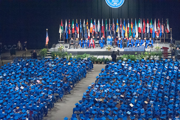 University of Kentucky Graduation