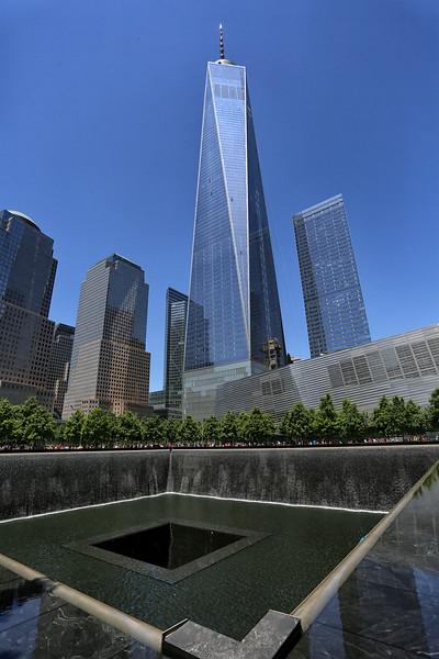 9/11 Memorial.