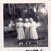 L to R - Aunt Sophie, Aunt Pauline & Grandma Guenther