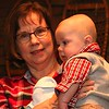 Great Aunt Connie with Jake