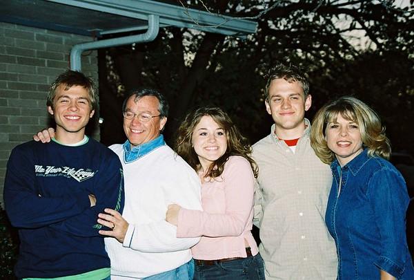 Barbara, Vic & Family