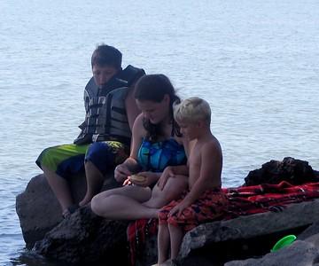Johnson Lake 2005
