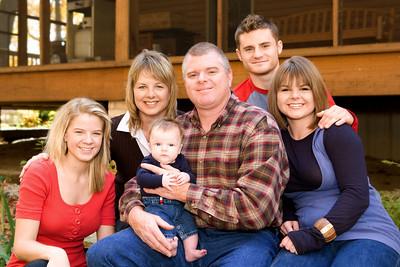 Johnson and Spitz Family