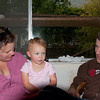Elizabeth Ann with parents Melissa and Chris.  May 29, 2011, A day before Gramp's birthday.